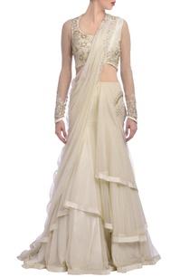 ivory-embroidered-lehenga-sari