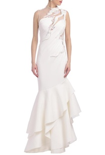 ivory-ruffled-embellished-gown