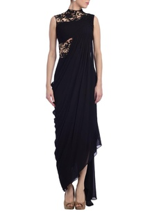black-embroidered-dress