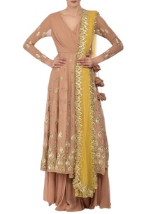 beige-soft-yellow-embroidered-palazzo-set