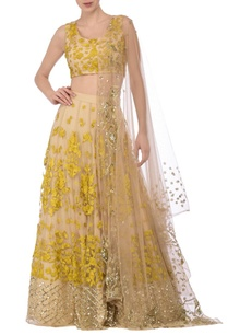 pale-beige-yellow-floral-embroidered-lehenga-set