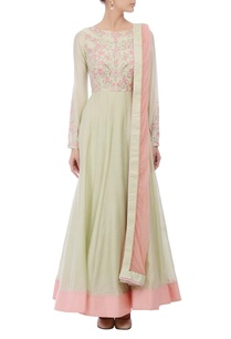 pista-green-rose-pink-floral-embroidered-anarkali-set
