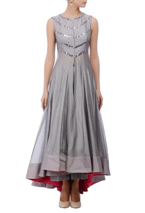 grey-embellished-kurta-jacket-with-palazzo