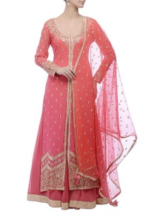 pink-mirror-embellished-kurta-set