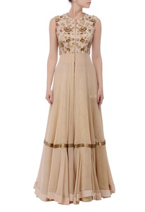 soft-beige-embroidered-jacket-lehenga-set