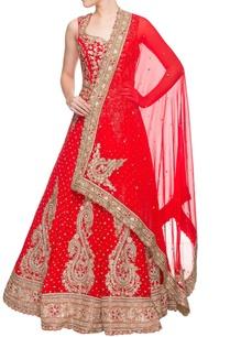 red-zardozi-anarkali-gown-with-dupatta