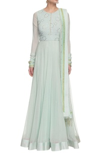 powder-blue-floral-embroidered-anarkali-set