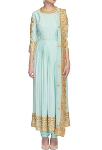 sky-blue-kurta-set-with-gold-thread-work