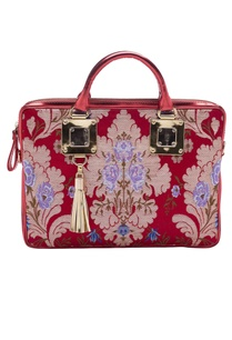 red-zari-threadwork-laptop-bag