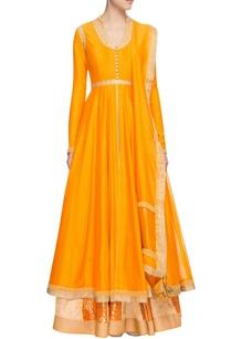 yellow-sequin-and-thread-embellished-anarkali-set