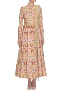 light-pink-floral-embroidered-anarkali-set