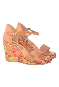 rose-gold-wedges-with-floral-parrot-motif
