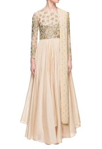 peach-layered-and-embroidered-anarkali-set
