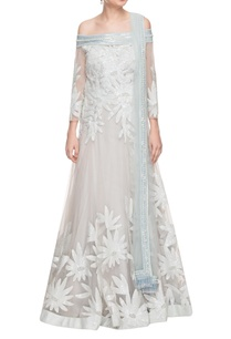 white-and-sky-blue-embellished-off-shoulder-anarkali