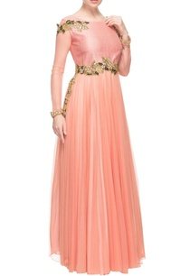 pink-silk-and-net-embroidered-gown
