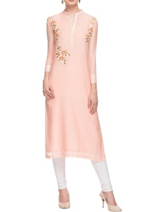 rose-pink-motif-embroidered-tunic