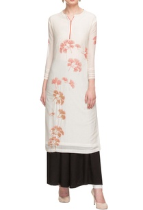 white-orange-motif-embroidered-tunic