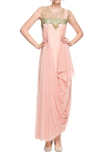 baby-pink-embroidered-gown