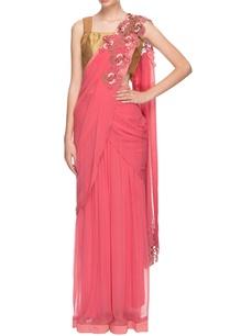 pink-embroidered-sari