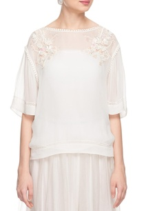 white-floral-thread-and-wool-embroidered-top