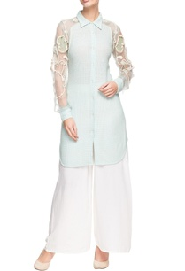 light-blue-wool-knit-tunic-with-fabric-embroidery