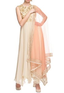 cream-peach-gold-floral-embroidered-anarkali-set