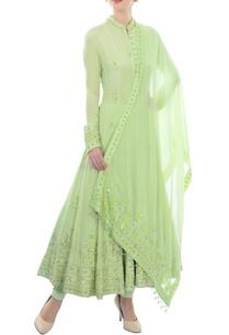 mint-green-bead-embellished-anarkali-set