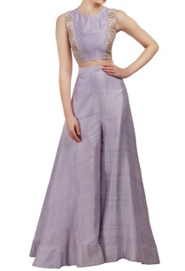 lavender-embroidered-crop-top-and-palazzo