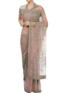 light-pink-embroidered-sari
