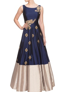 midnight-blue-embroidered-gown