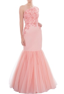 light-pink-bead-embroidered-fit-flare-gown