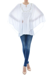 white-kaftan-tunic
