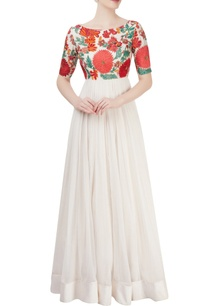 white-embroidered-anarkali