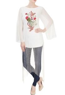 white-tunic-with-fringed-hem