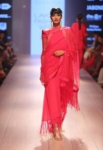 carnation-pink-embroidered-sari