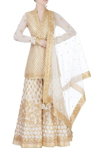 white-embroidered-sharara-set