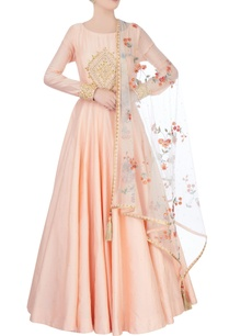 peach-anarkali-with-bodice-embroidery