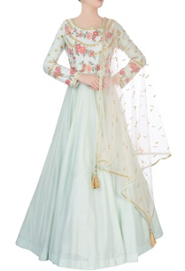 light-blue-anarkali-with-floral-embroidery
