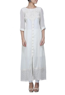ivory-cotton-embroidered-kurta