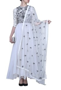 ivory-and-silver-embroidered-anarkali