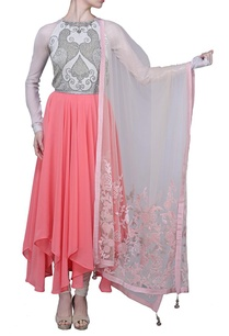 ivory-and-pink-embroidered-anarkali-set
