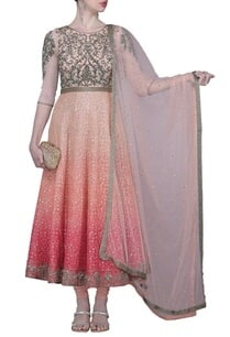 beige-and-pink-shaded-embroidered-anarkali-set