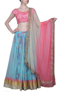 carnation-pink-and-light-blue-embellished-lehenga