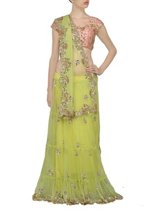 lime-green-embellished-sari-with-dusky-pink-choli