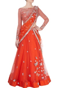 red-lehenga-set-with-jaal-sequence-embroidery