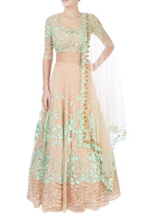 beige-lehenga-with-floral-sequin-work