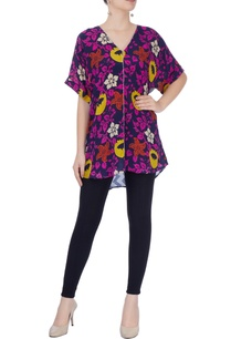 multicolored-floral-blouse