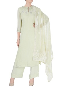 light-green-kurta-with-sequin-studs