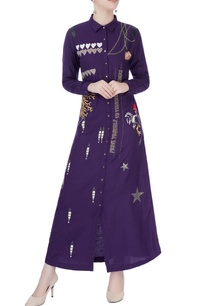 purple-embroidered-dress