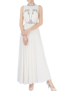 white-embellished-gown